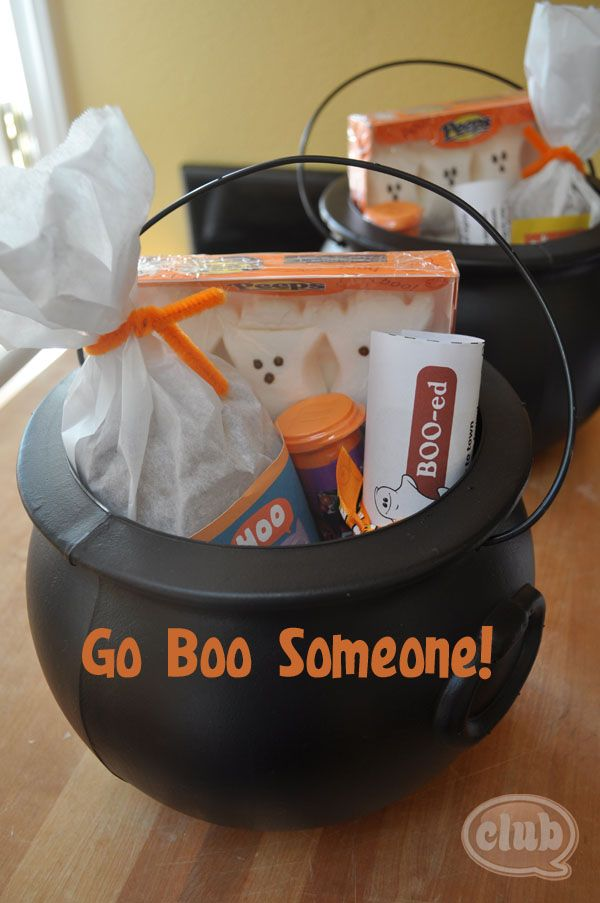 fun halloween prank go boo someone tween crafts connecting mom and daughter through