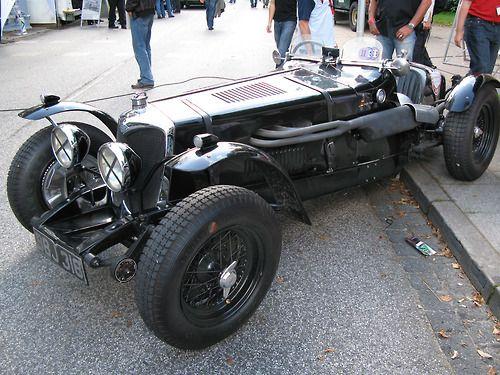 1938 Riley Nine 12/4 Racing Special
