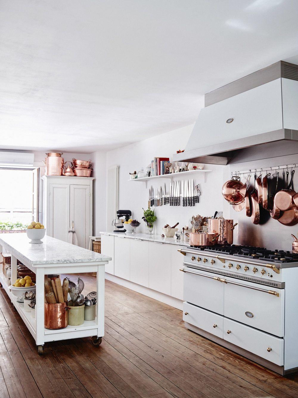 Cooking School Kitchen French Kitchen Inspiration Kitchen Style