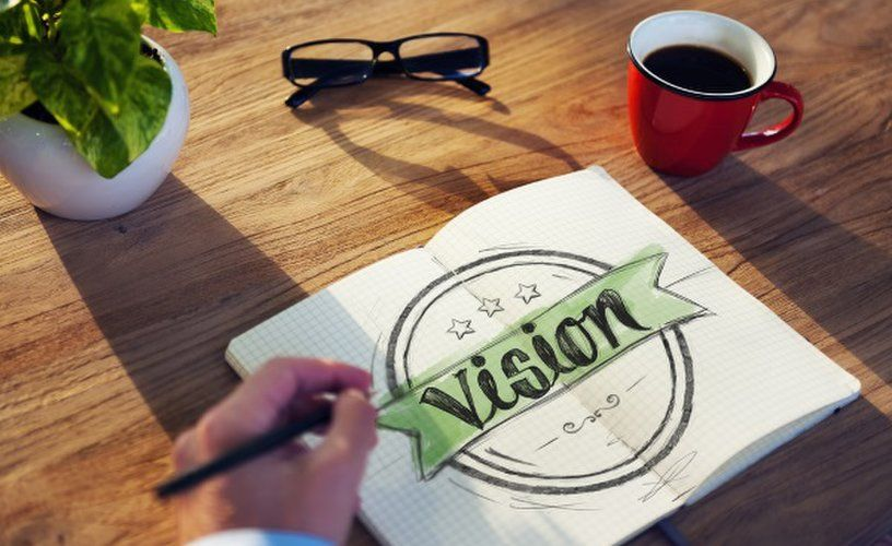 How to Write a Vision Statement for Your Business Start