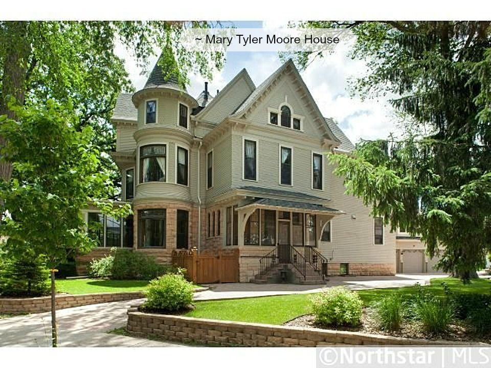 Mary Tyler Moore House In Minneapolis Mn For Sale Moore House Victorian Homes Celebrity Houses