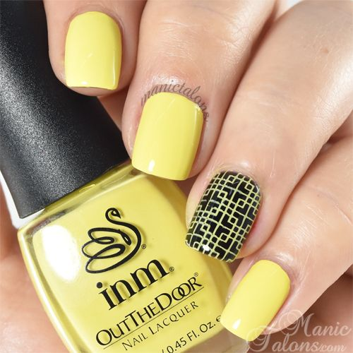 Inm Out The Door Nail Lacquer Bananigans