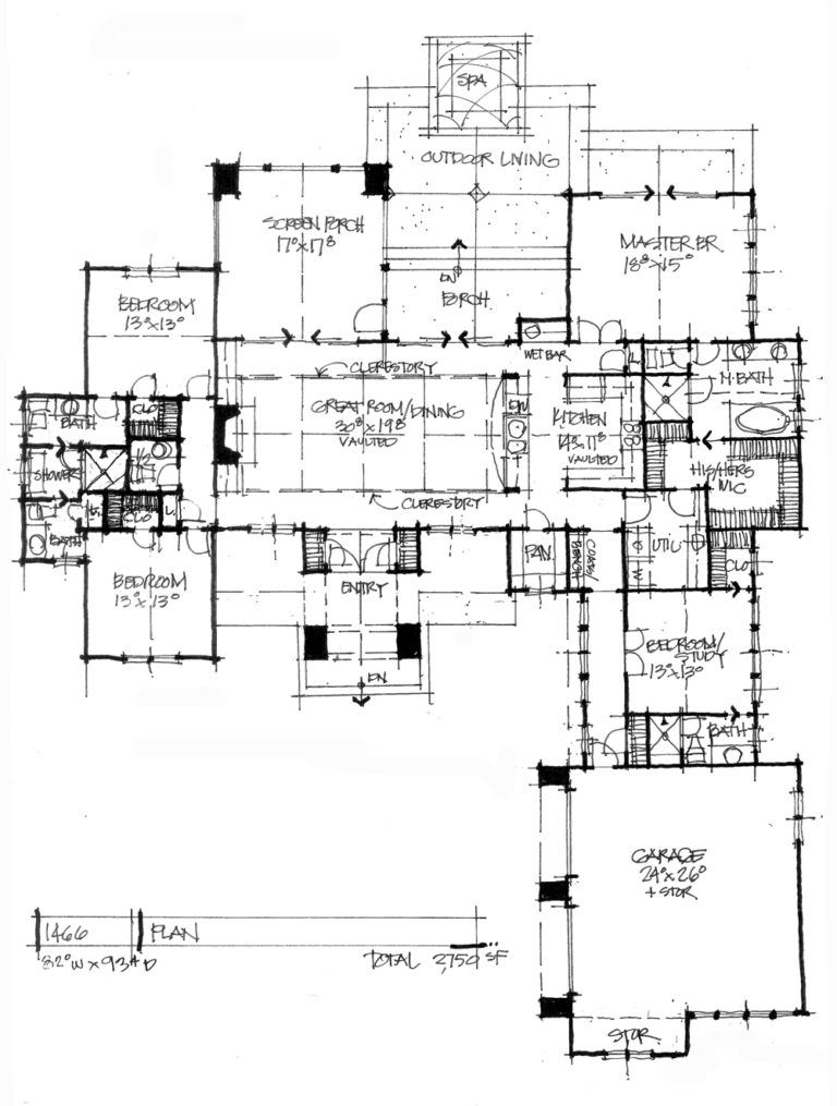 House Plan 1466 Now Available Barndominium Floor Plans How To Plan Best House Plans