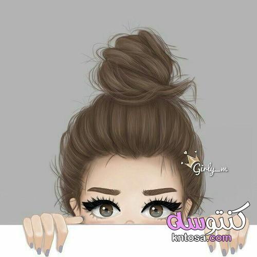 صور بنات للفيس بوك صور بنات ناعمه رمزيات بنات للفيس بوك 2019 صور بنات للتايم لاين Kntosa Com 19 19 156 Beautiful Girl Drawing Cute Doodle Art Girly M