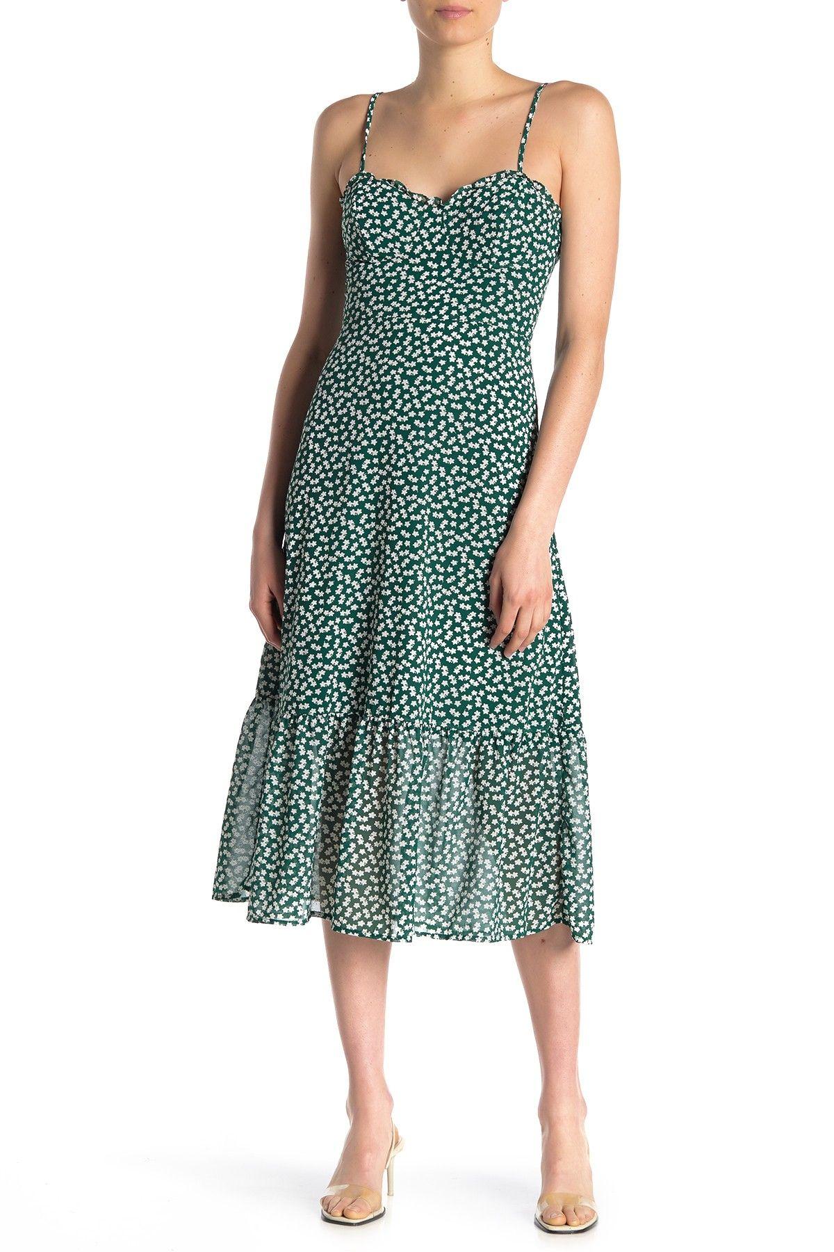 Lush Spaghetti Strap Ruffled Sweetheart Dress Nordstrom Rack Sweetheart Dress Nordstrom Dresses Dresses [ 1800 x 1200 Pixel ]
