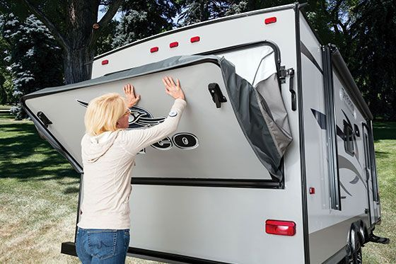 Pin By Aberdeen Rv Center On Jayco Jay Feather Enclosed Trailer