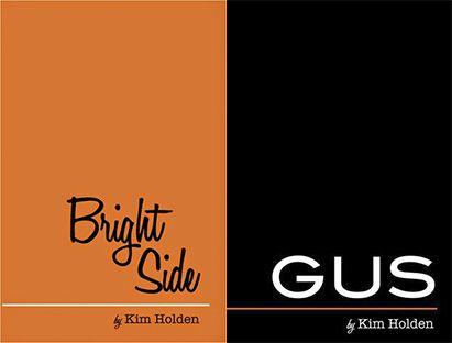 Românticos e Eróticos  Book: Kim Holden - Bright Side #1
