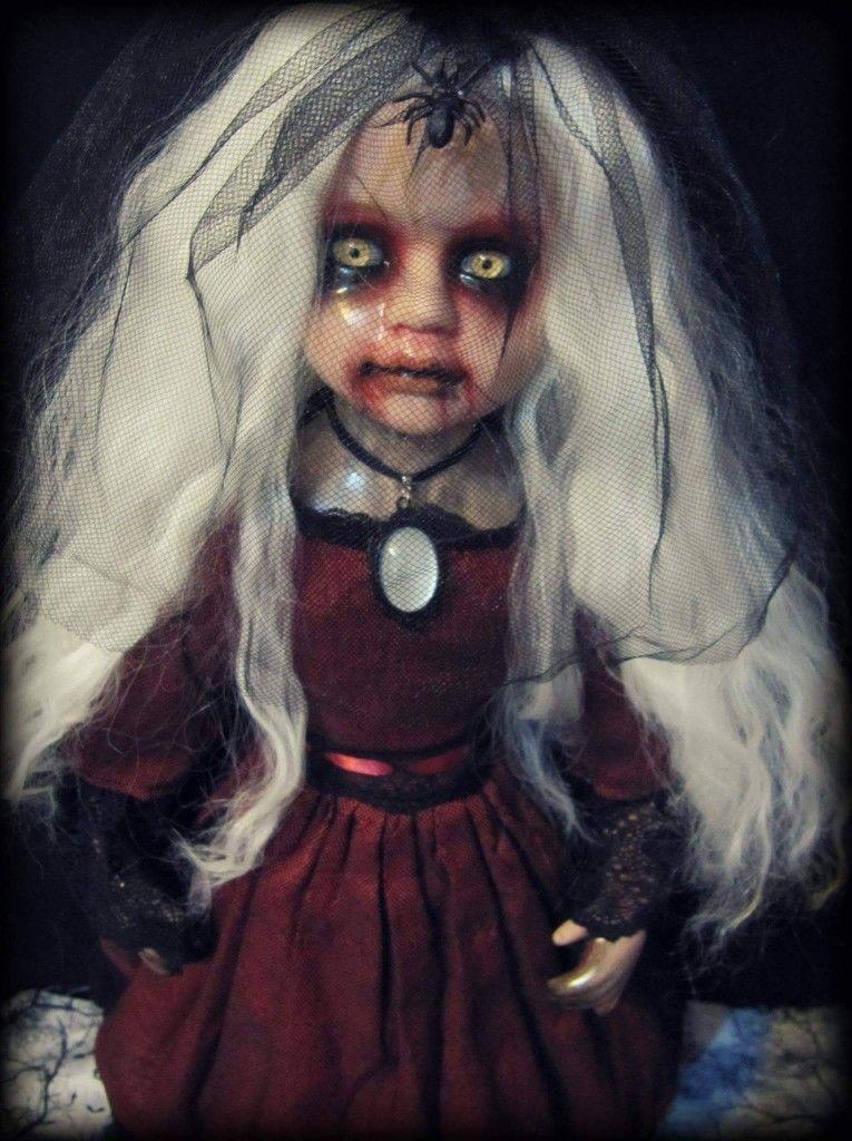 Creepy Doll Scary Dolls Zombie Dolls Creepy Baby Dolls
