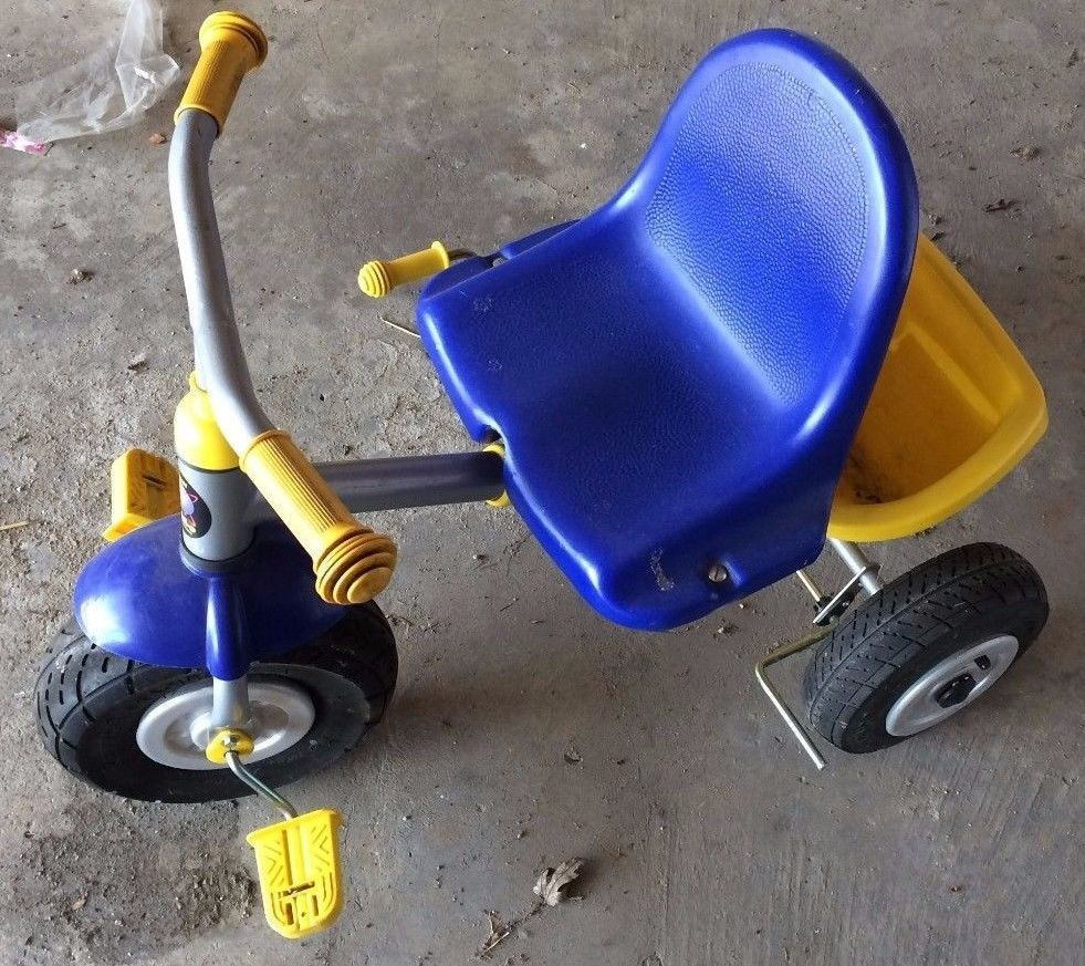 Kiddi O Toddler Kids Trike Tricycle Made In Germany By