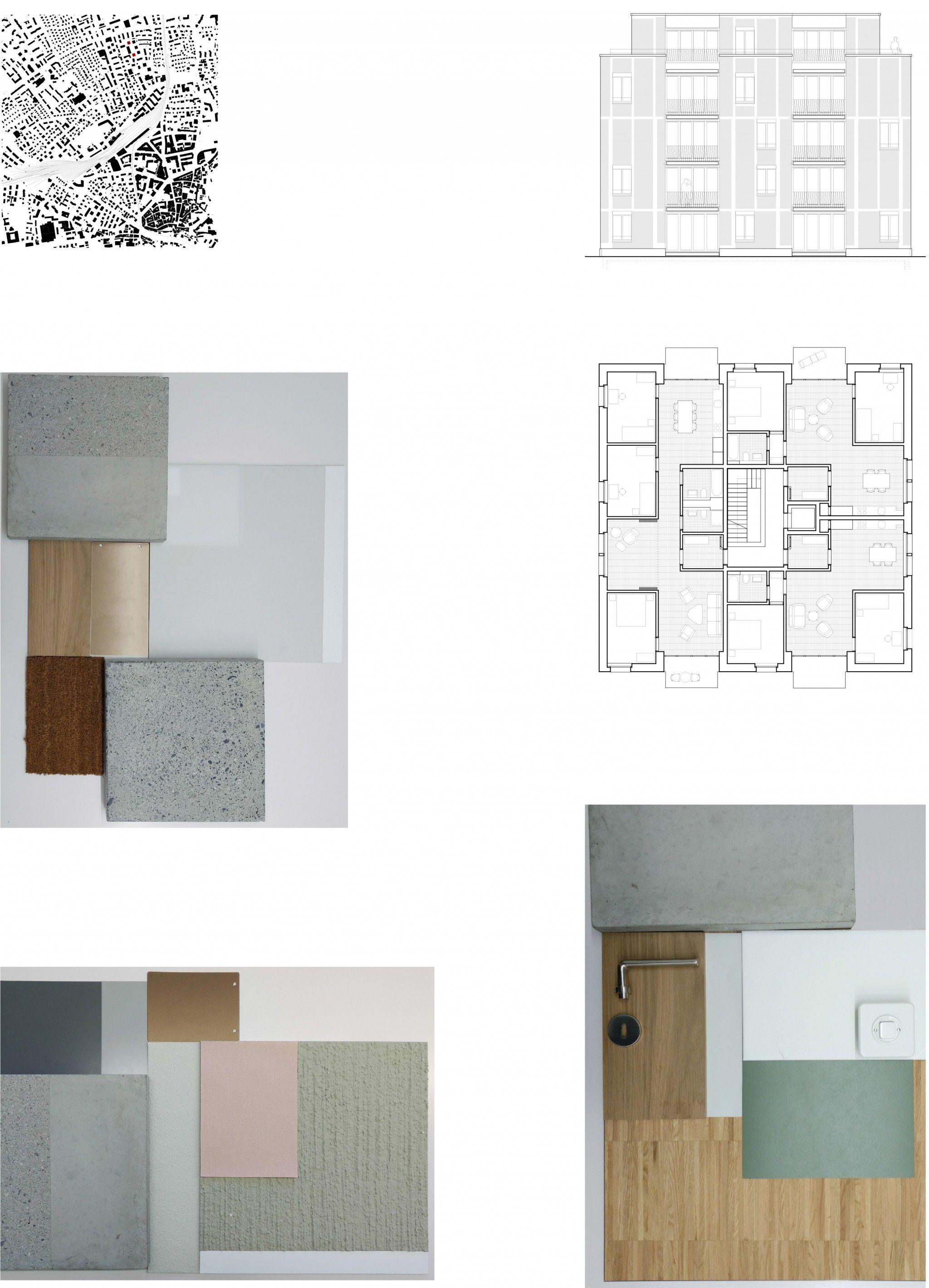 Wohnhäuser A und E Calandastrasse, Chur - im Bau | Corinna Menn ...