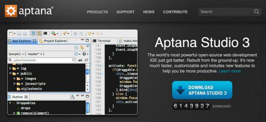 best web development software mac os x