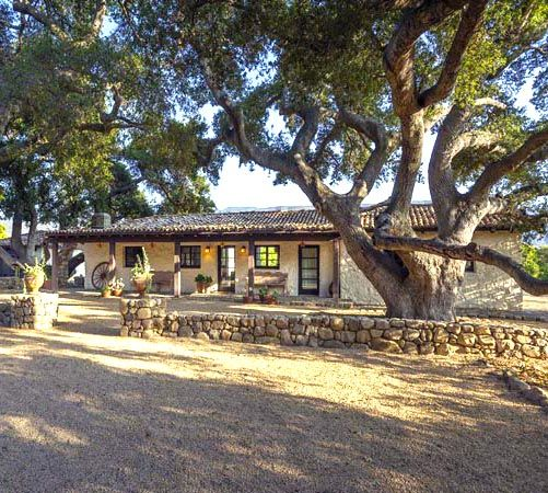 California Ranchos Hacienda Style Hacienda Style Homes Spanish Style