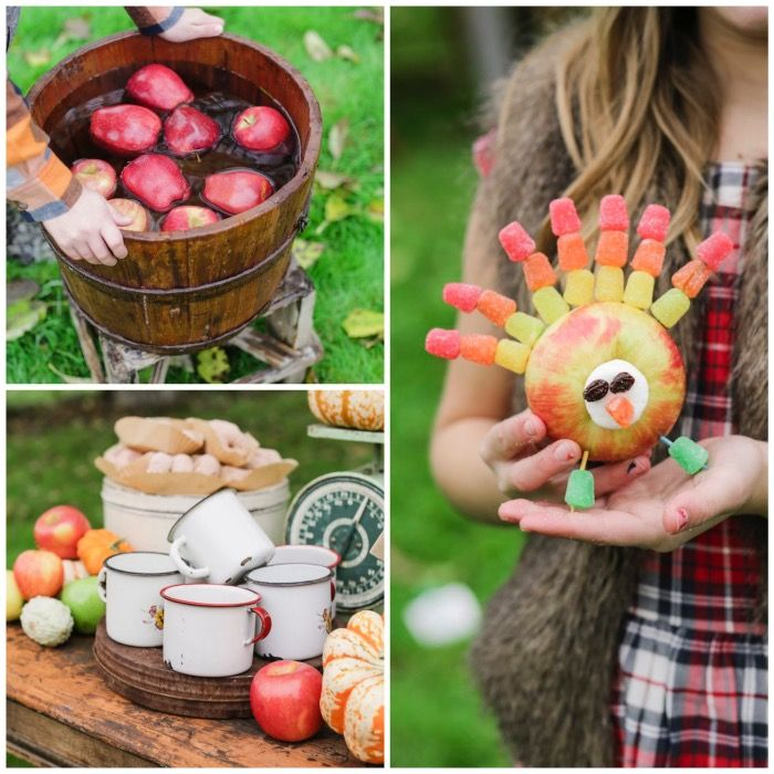 Kids Friendsgiving Thanksgiving Themed Party