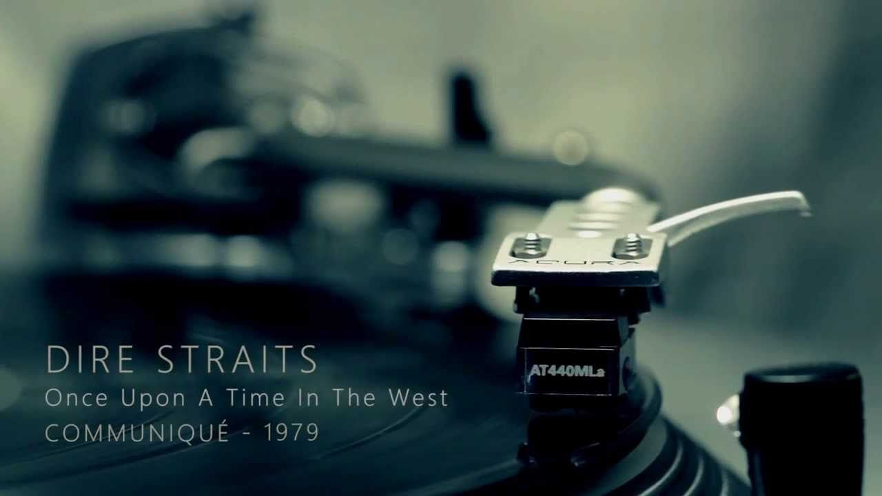 Dire Straits Once Upon A Time In The West Dire Straits Straits Once Upon A Time