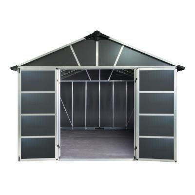 Tool Shed Tool Shed Keter Garden Shed Artisan 77 214 X 218 Cm Wall Thickness 2 Cm Color Gray In 2020 Garden Storage Shed Plastic Sheds Backyard Storage Sheds