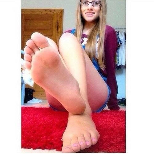 Agree, rather teen feet toes barefoot remarkable phrase