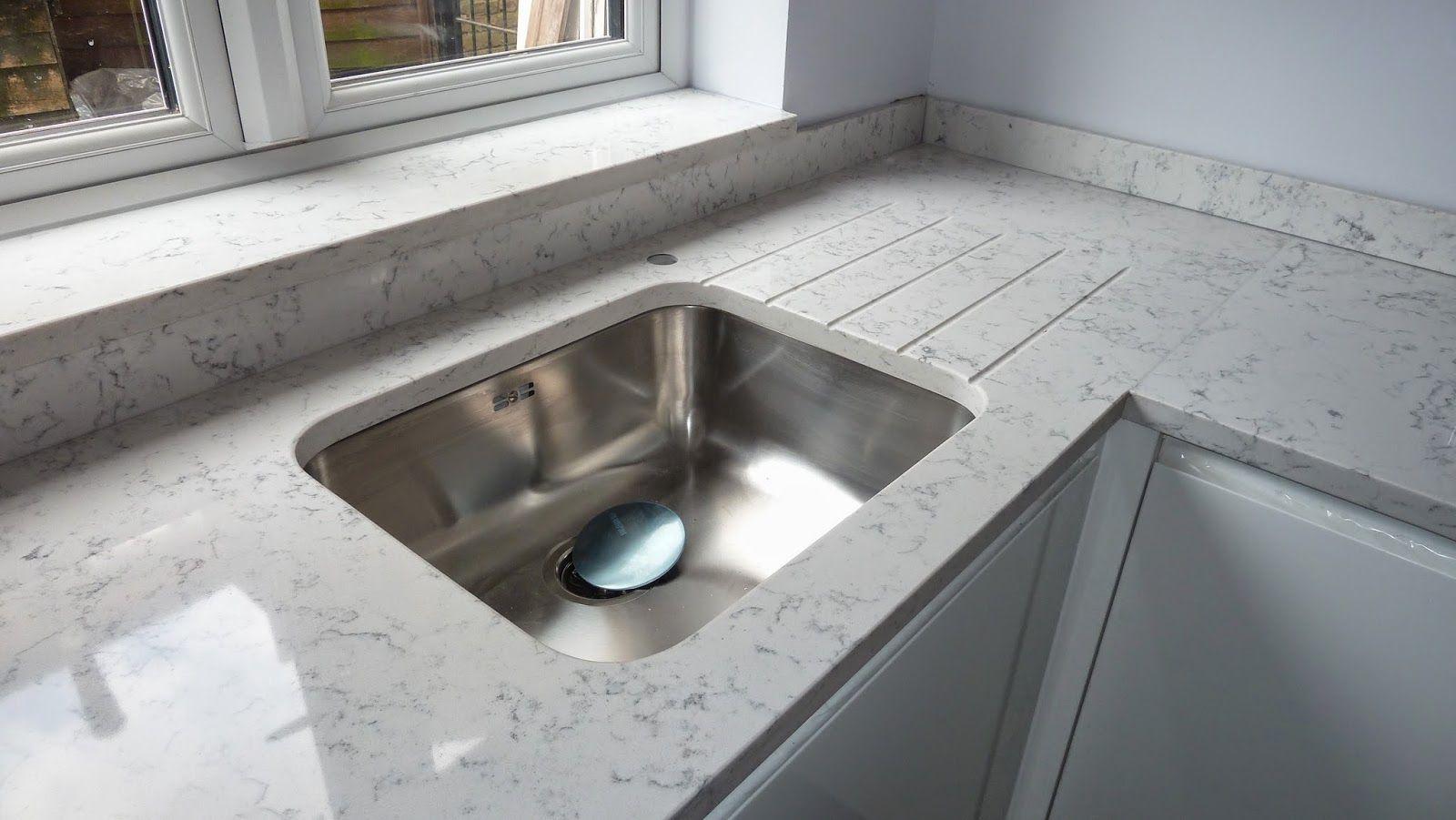 Image Result For Cirrus Quartz Countertops Kitchen