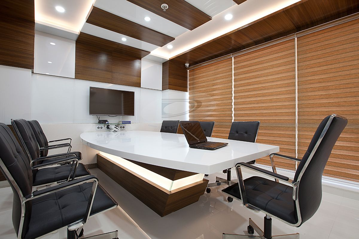Varsha Group Office At Navi Mumbai False Ceiling Design False