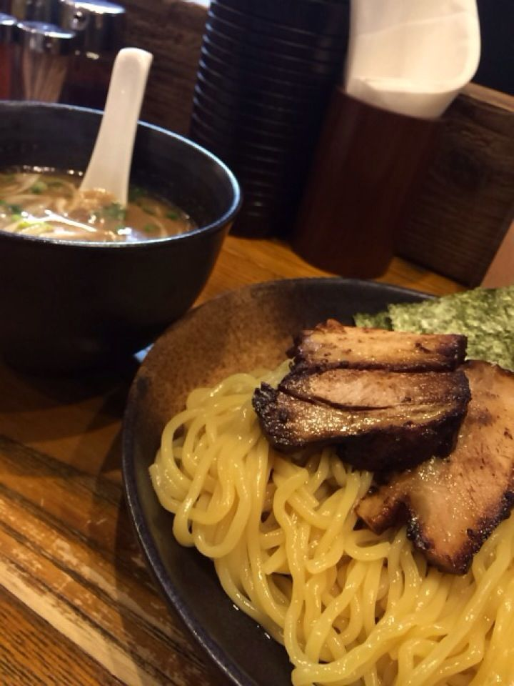 Hajime's signature dish, Chikyu, meaning planet Earth, comprises ...