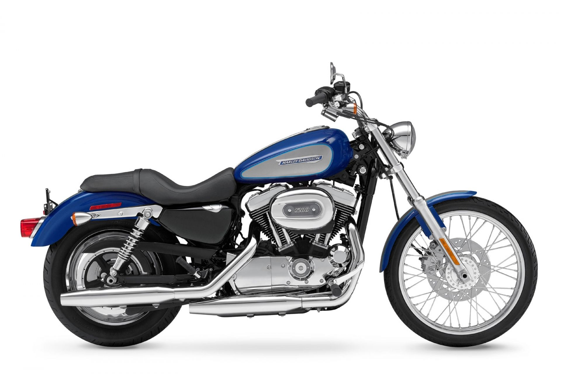 I love the classic look of the sportsters