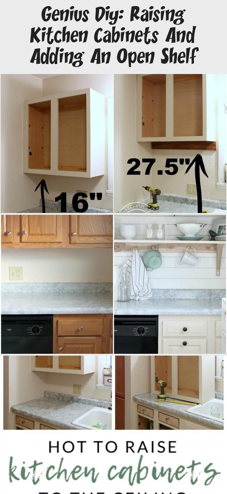 En Blog En Blog In 2020 Kitchen Cabinets Small Kitchen Decor Open Shelving