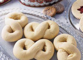 Swedish Kringla Kringla Recipe Swedish Cookies Swedish Recipes