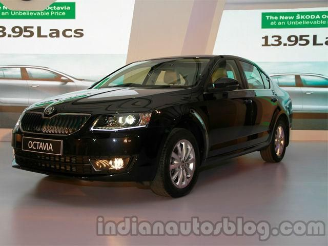 Skoda Octavia Launched At Rs 13 95 Lakhs Skoda Octavia Launched