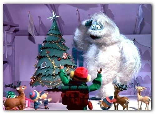 Rudolph Christmas Movie Characters.Abominable Snowman Google Search Totally My Favorite Two