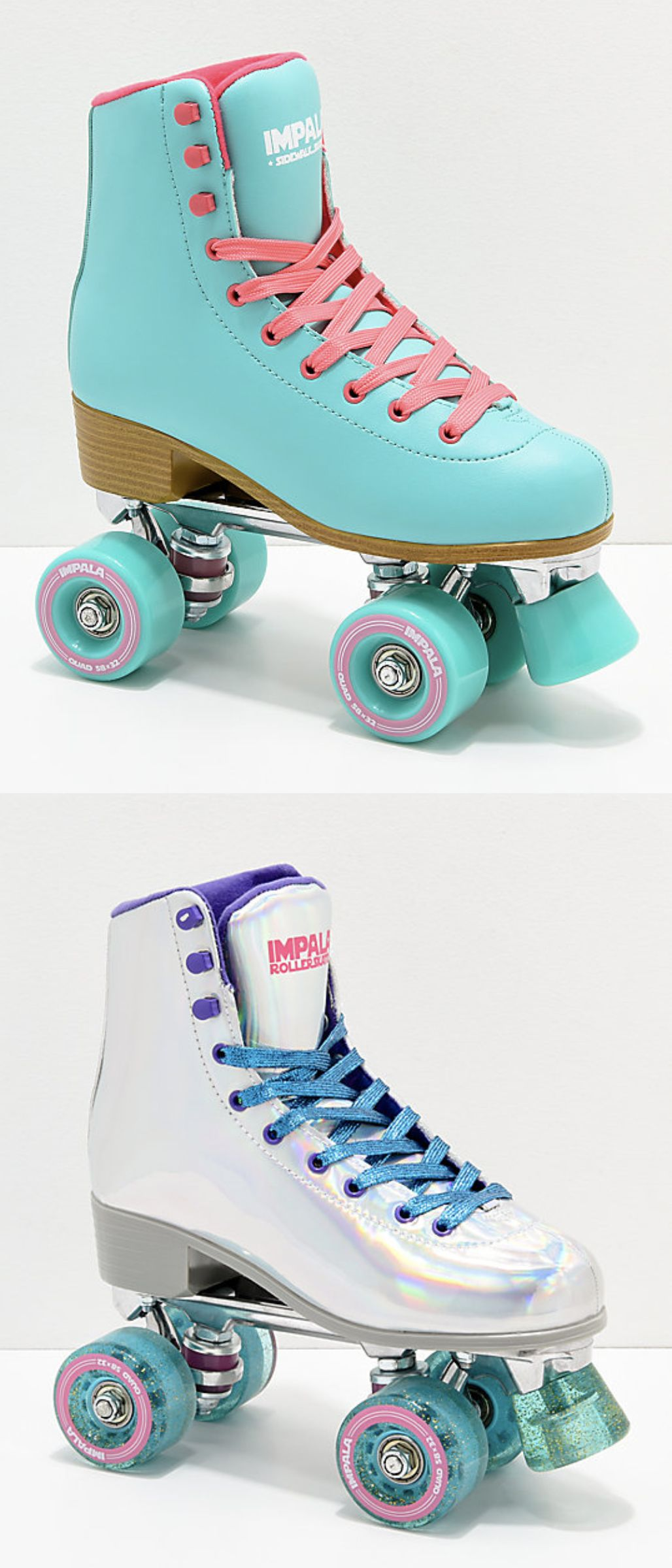 41d7087639b415 Impala Holographic Roller Skates in 2019