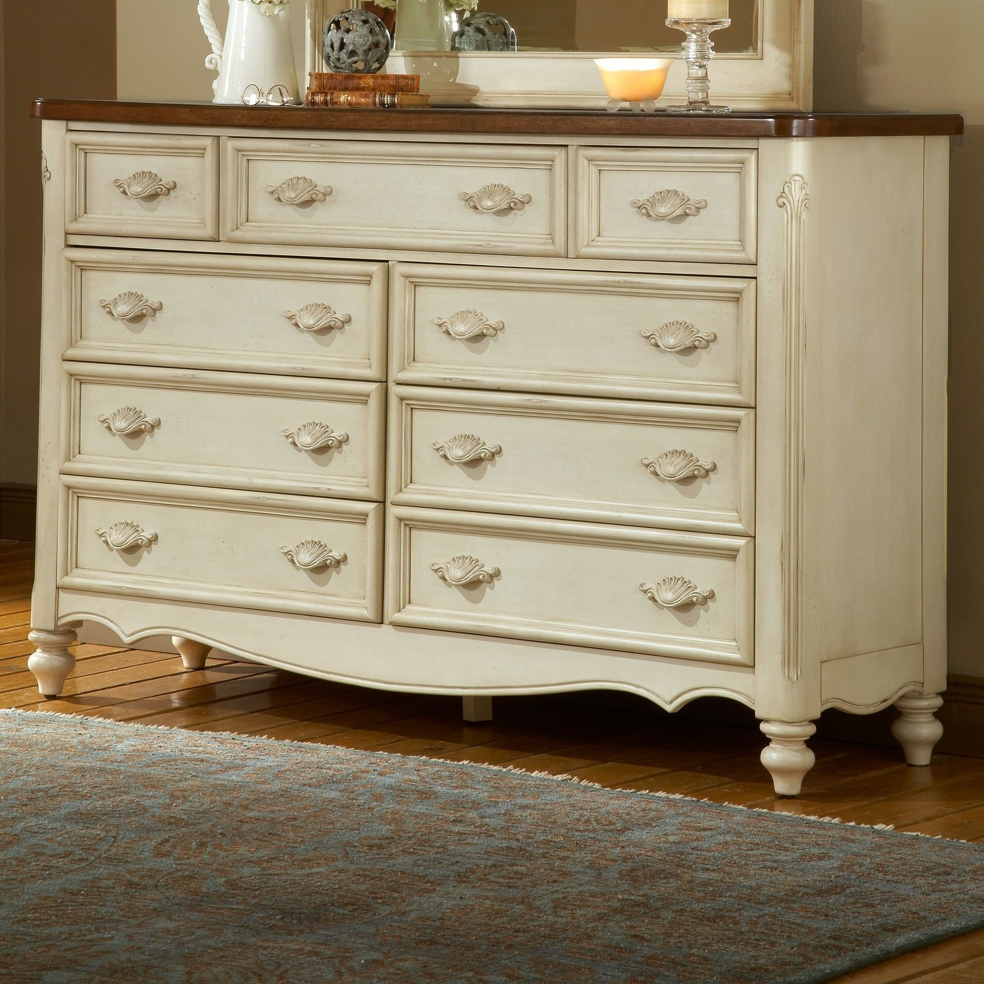 Cau Triple 9 Drawer Dresser Wayfair