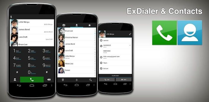 Best dialer for calls & photos