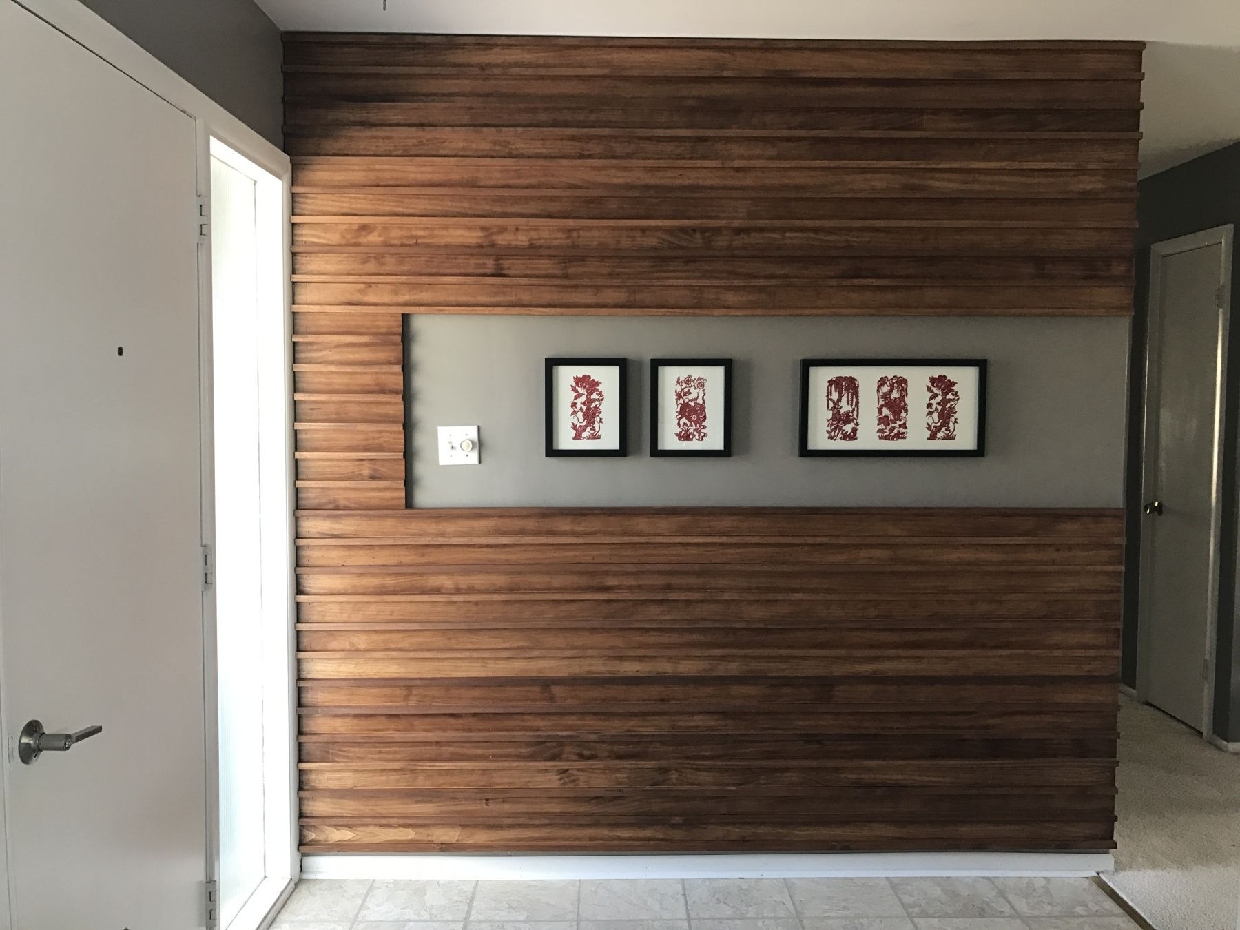 cool inspiration wood interior walls. Wood accent wall  Cool Dream Home Inspiration Pinterest
