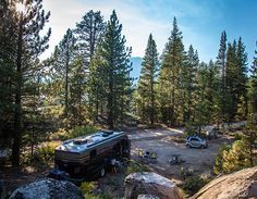 Here is everything we know about free camping or almost free camping. Where to find free camping and the best discount programs for camping.