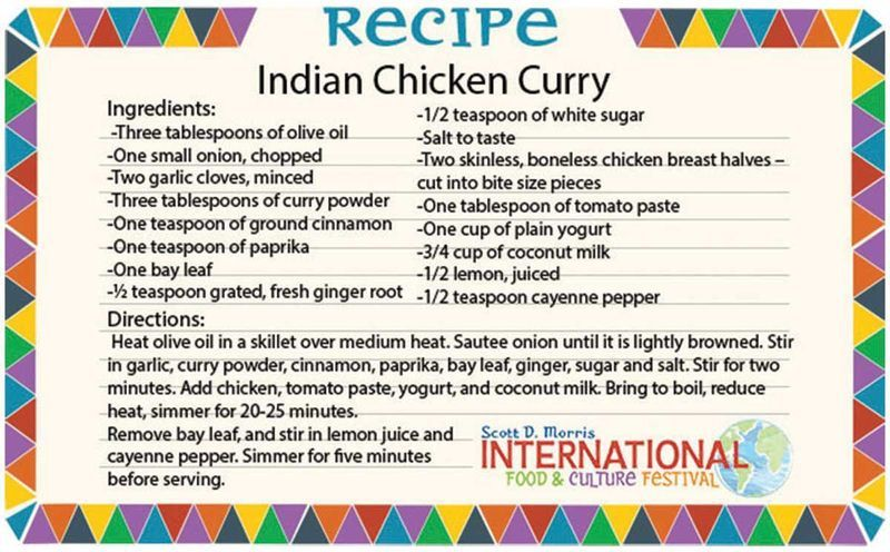 Recipe chicken curry curry ingredients curry chicken