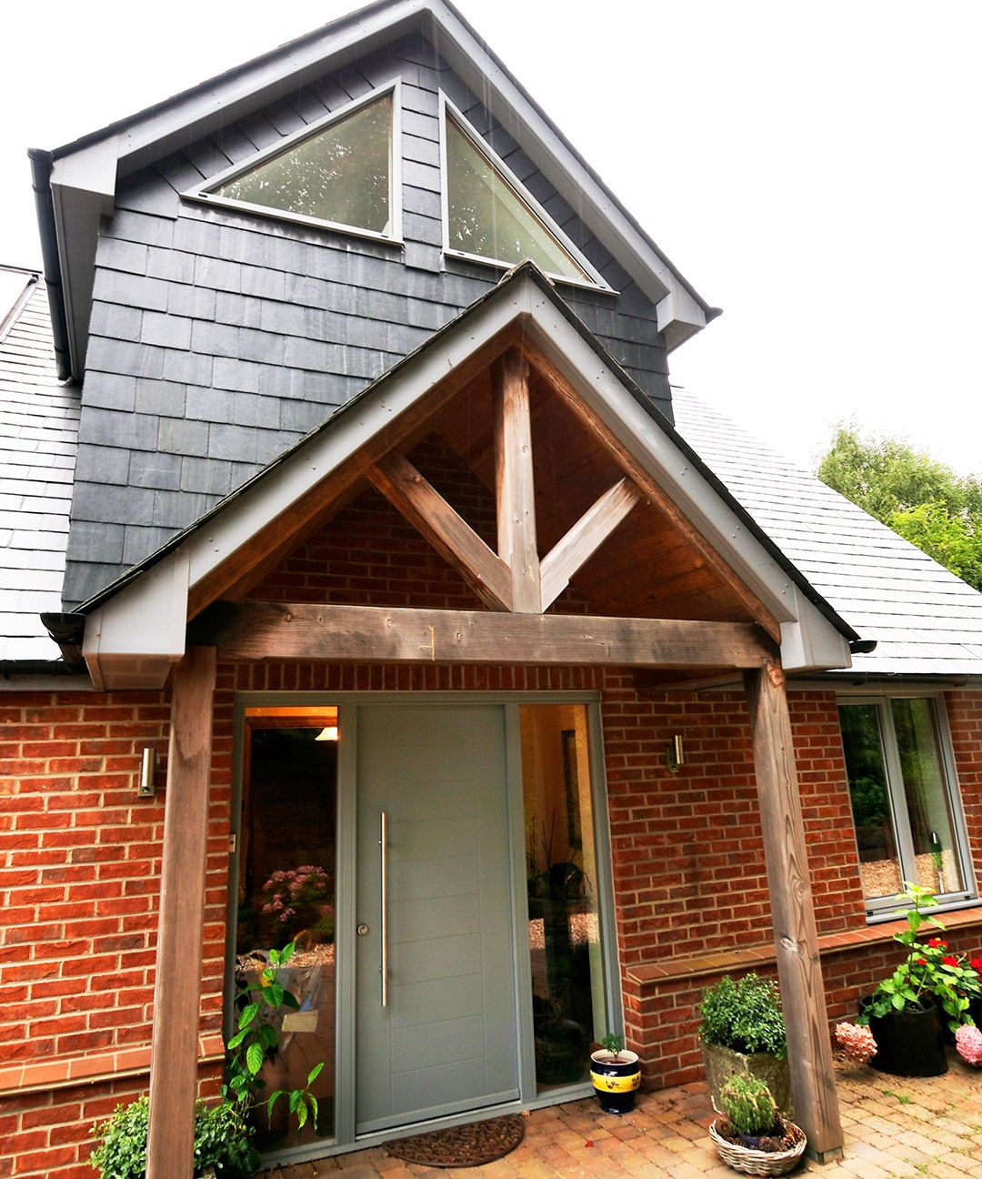 Front Porch Building Your Own Home Ideas For Building A House