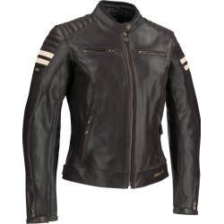 Segura Stripe Damenjacke Braun 42 SeguraSegura #leatherjacketoutfit