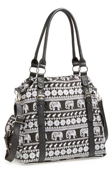 little elephants bag. These little elephants are so cute! 70e5d5e25f19