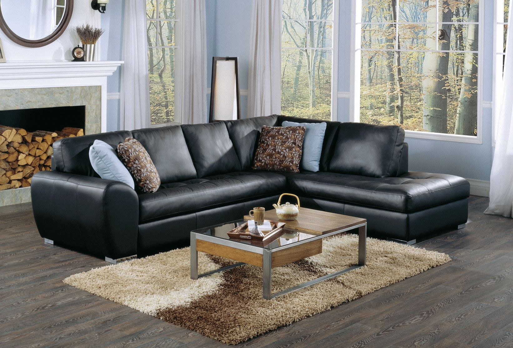 sectional sofas nyc showroom kids sofa blue is back in leather seating