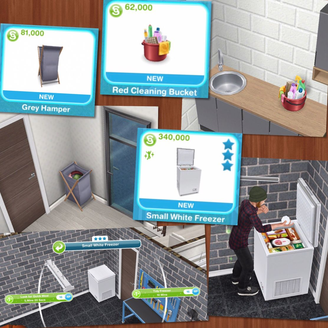 The Sims Freeplay Grand Garages Live Event The Girl Who Games The Sims Sims Jogo The Sims