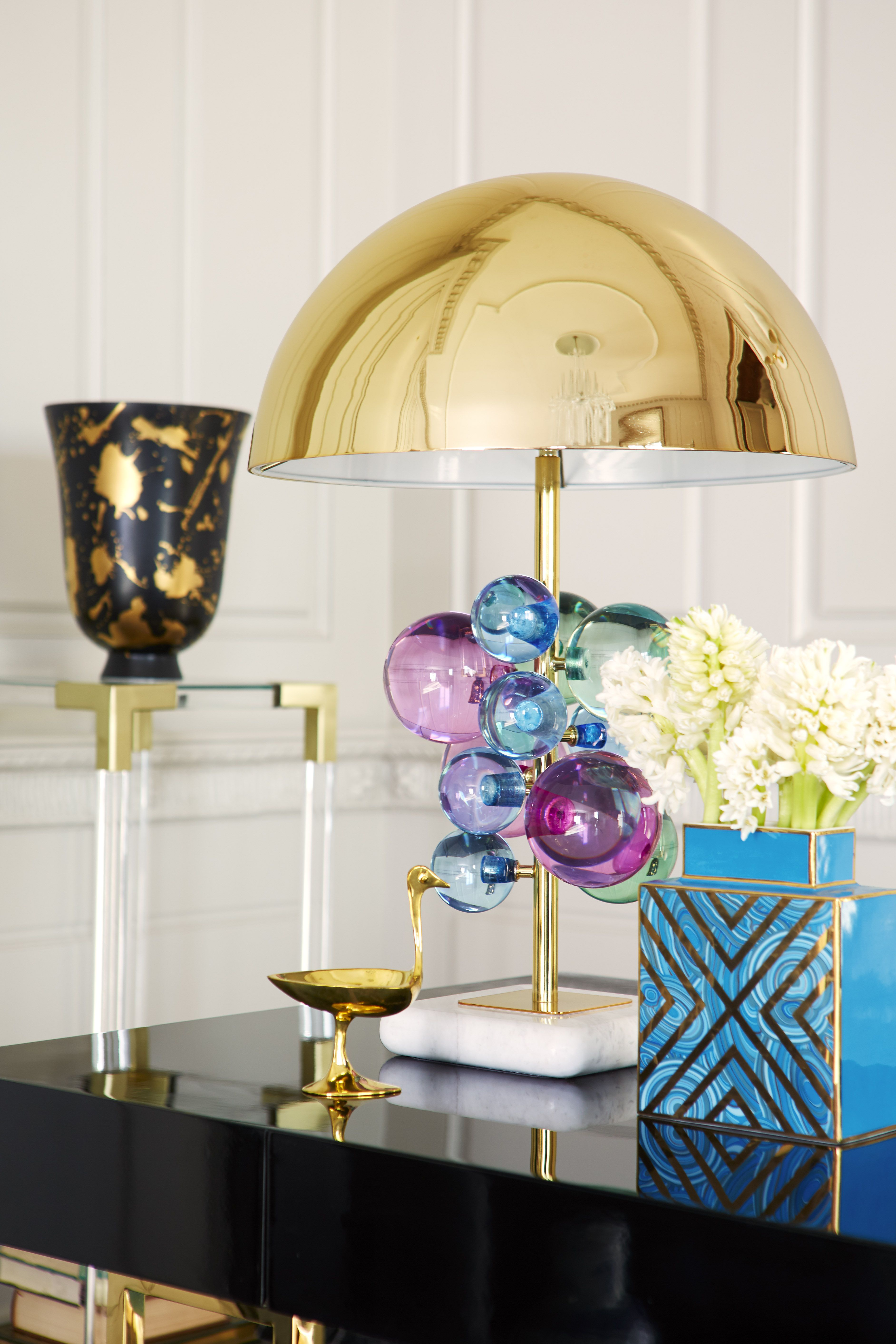 The Jonathan Adler Globo Collection A Futuristic Collection That
