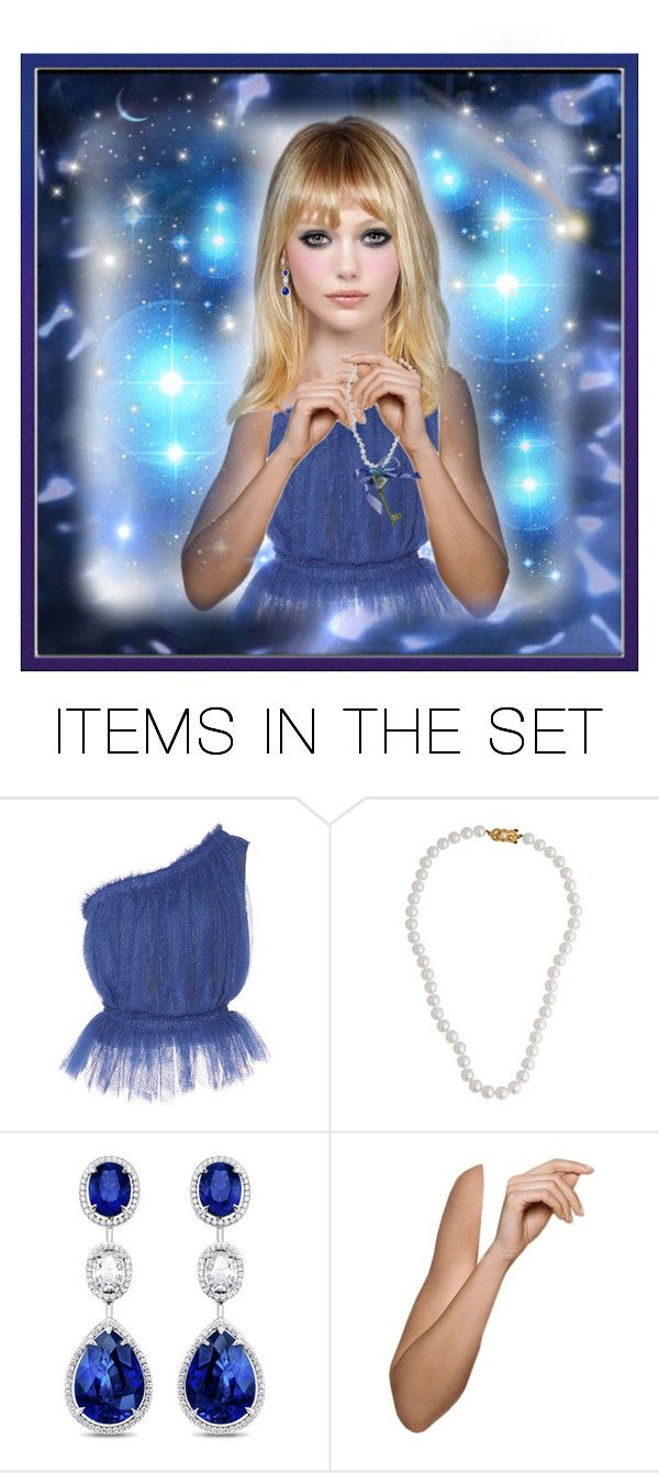 """""""Starry Starry Night"""" by susans-sg ❤ liked on Polyvore featuring art"""