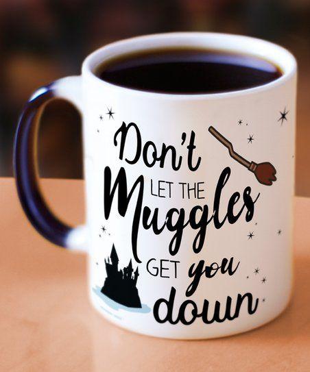 The Dont Potter Mugs™ Sensitive Heat Let Muggles Morphing Harry Mug bvyI76gYfm