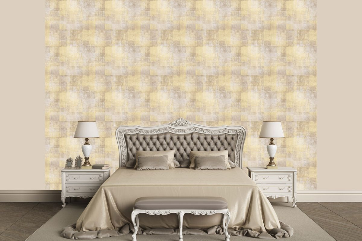Pittura Camera Da Letto Beige : Kit decorativo patine oro misura medium carta da parati con f