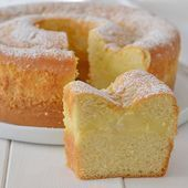 Photo of CIAMBELLA DELLA NONNA è la torta della nonna fatta a ciambella.