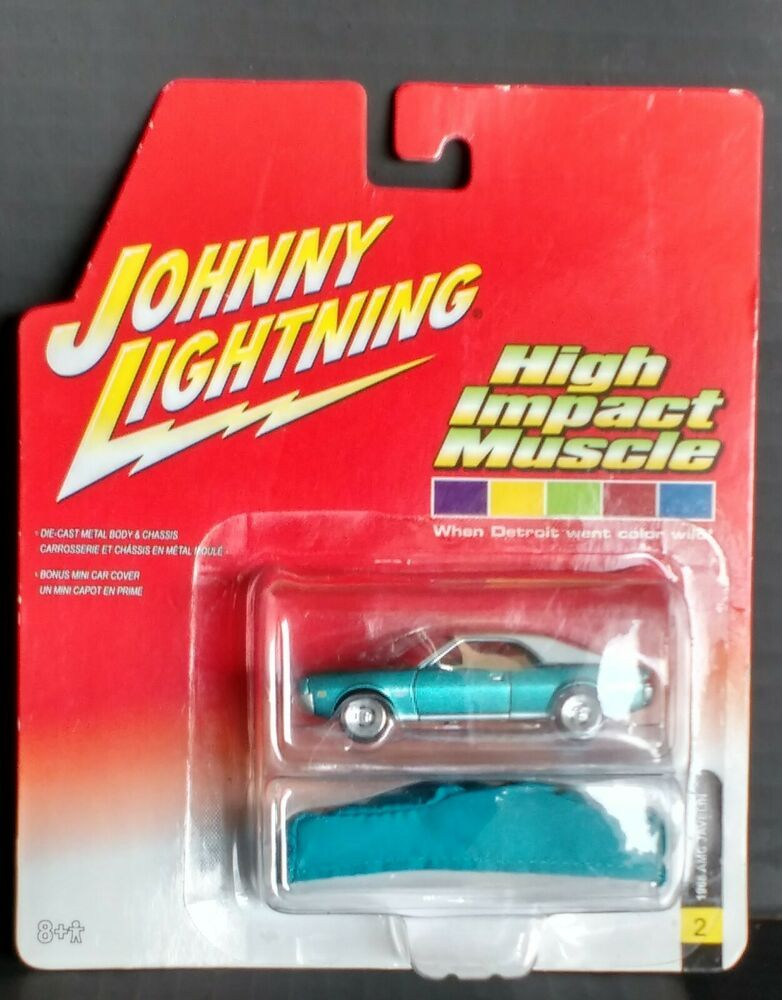 1968 AMC Javelin Johnny Lightning High Impact Muscle 164