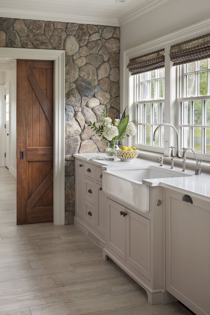 Photo of We're Loving: Stone in the Kitchen