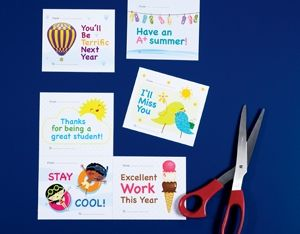 Good Bye Cards For Students Free Printables From Scholastic