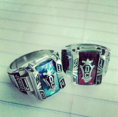 Pin by EBGrads on Class Jewelry | Jostens class rings ...