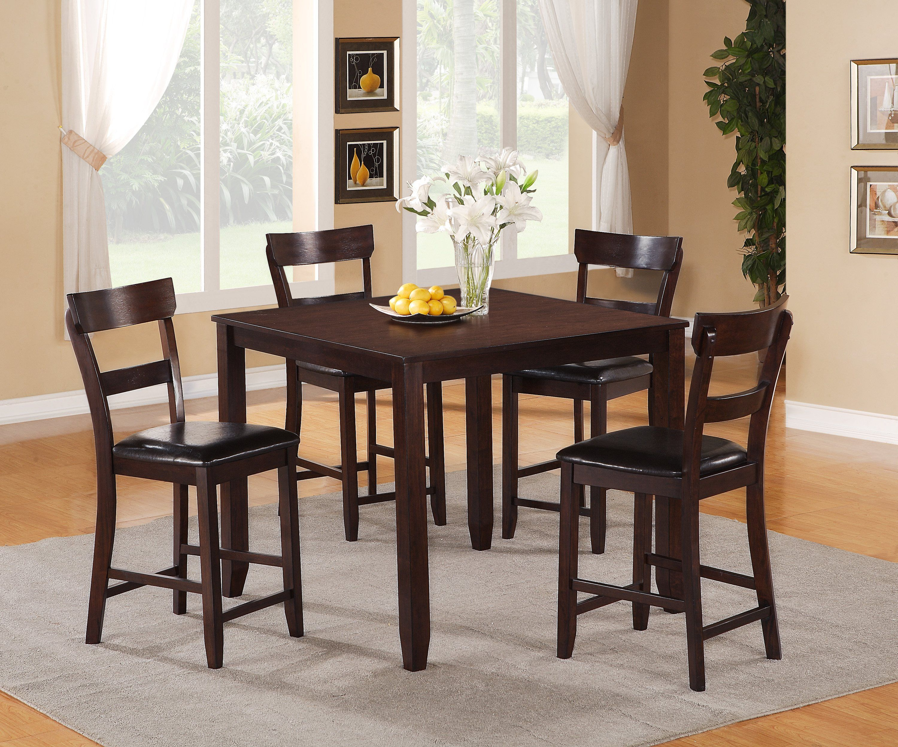 Darvin Clearance Outlet Tables Dining Room Sets Counter