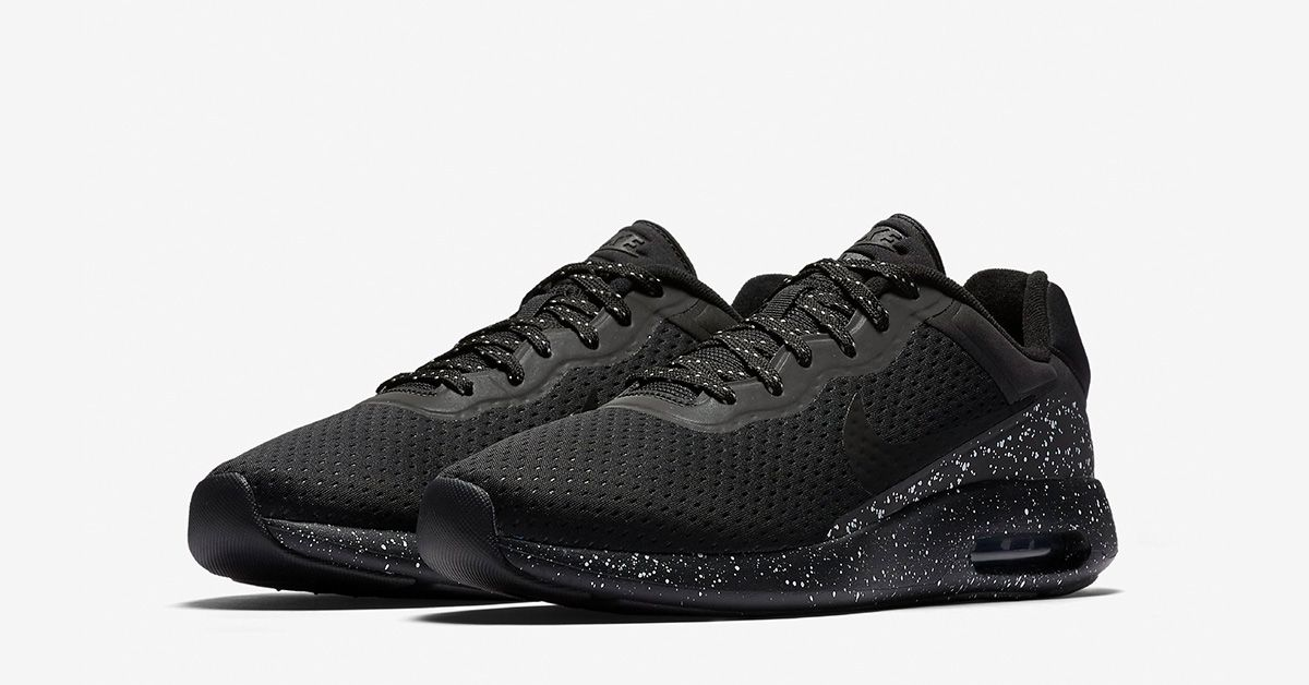 220931340d05 Nike Air Max Modern SE Black